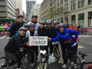 3_Team KACF Group at Start